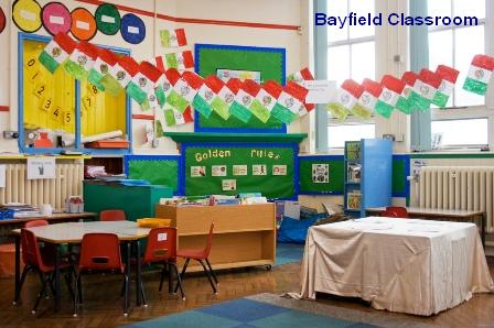 how to build a classroom stage